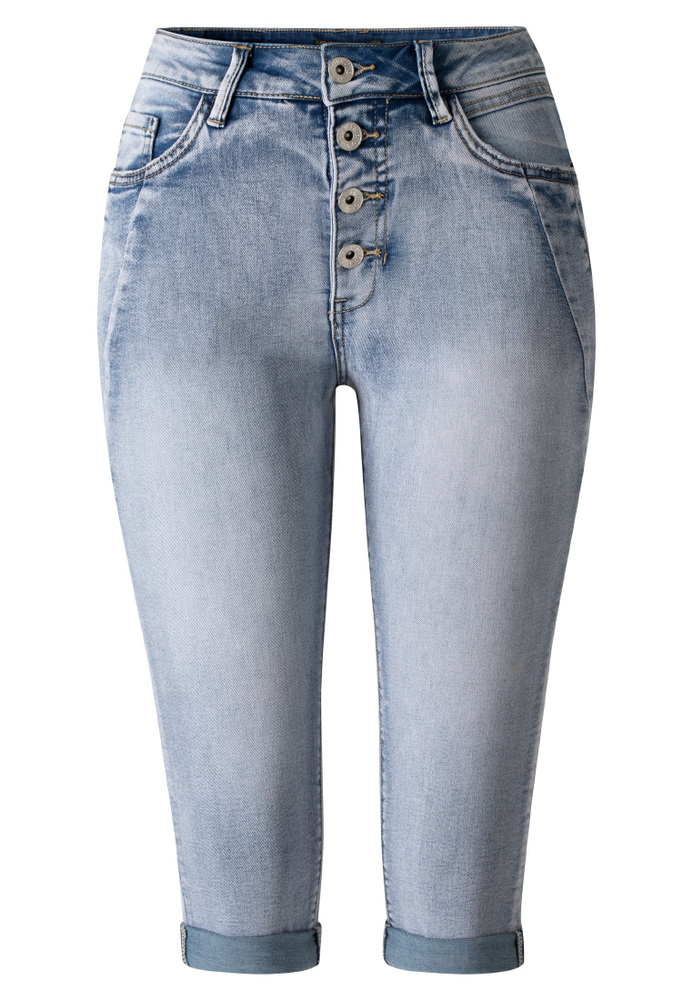 3/4-Capri-Jeans