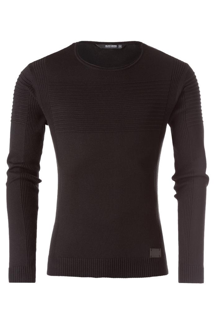 Pullover mit Steppung