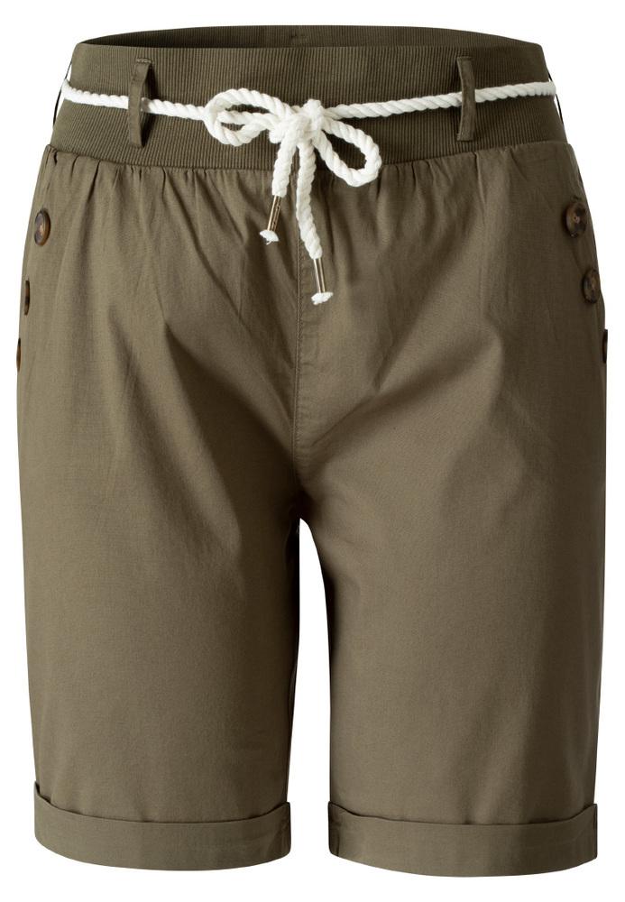 Loose fit-Bermuda-Shorts