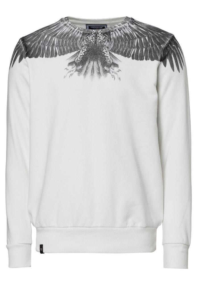 Sweatshirt mit Tier-Print