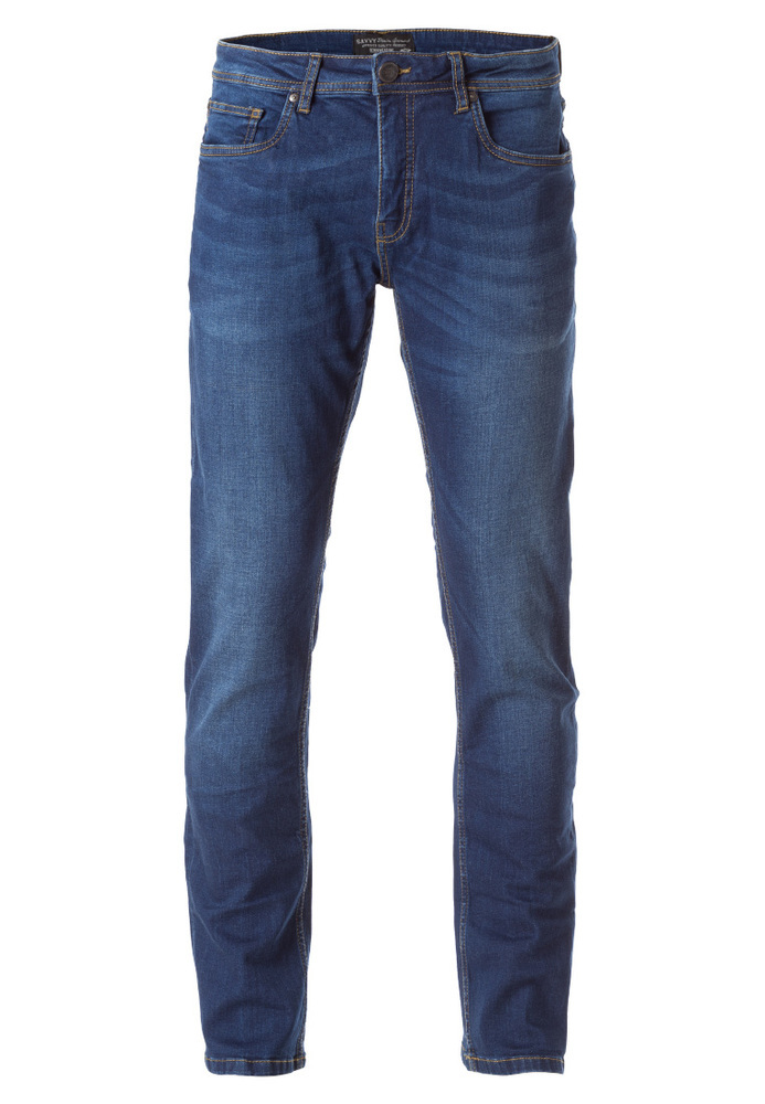 Basic Straight Low Rise Jeans