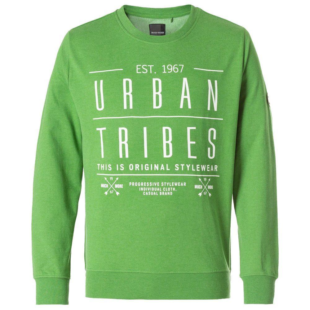 Sweatshirt mit Front-Print