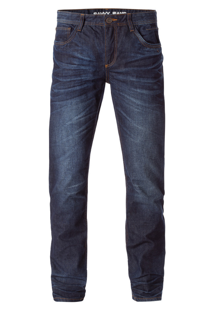 Essential Straight Low Waist Jeans