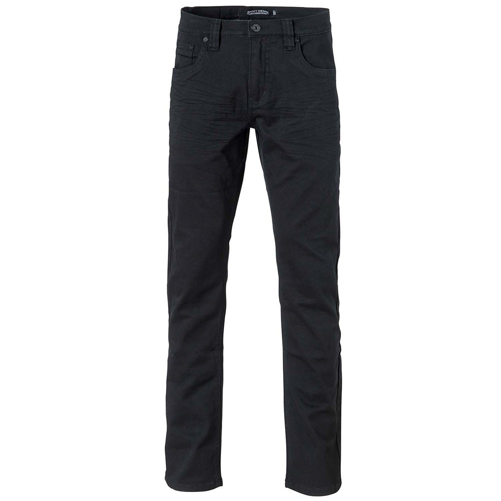 Essential Tube Low Rise Jeans