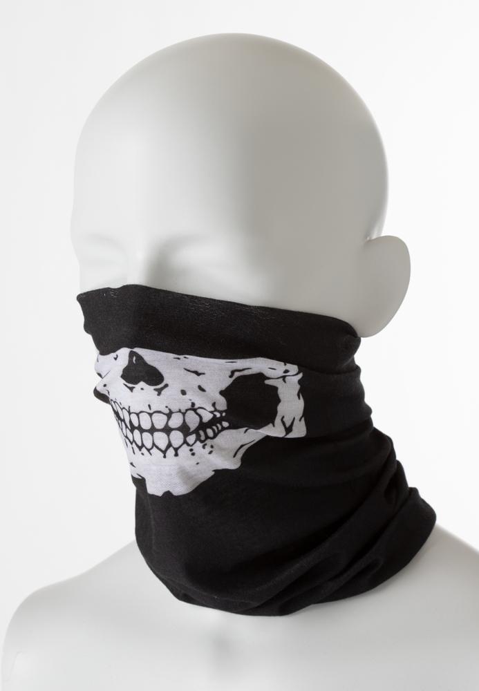 Multi-Band mit Skelett-Print
