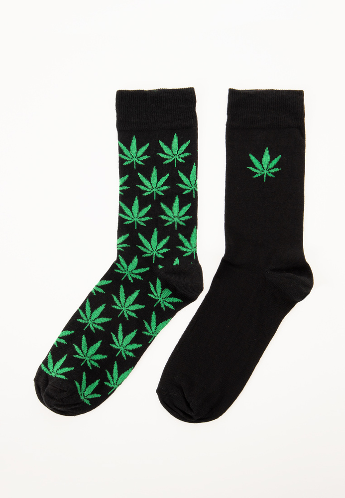 Lange Fashion-Socken, 2er-Pack