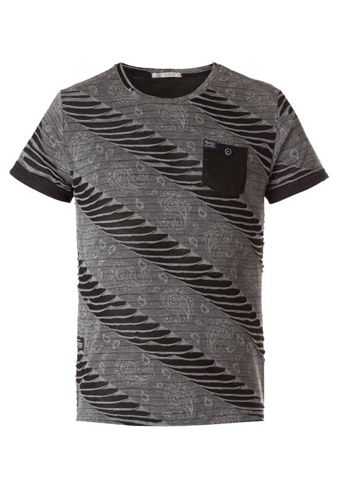 T-Shirt mit Rissen