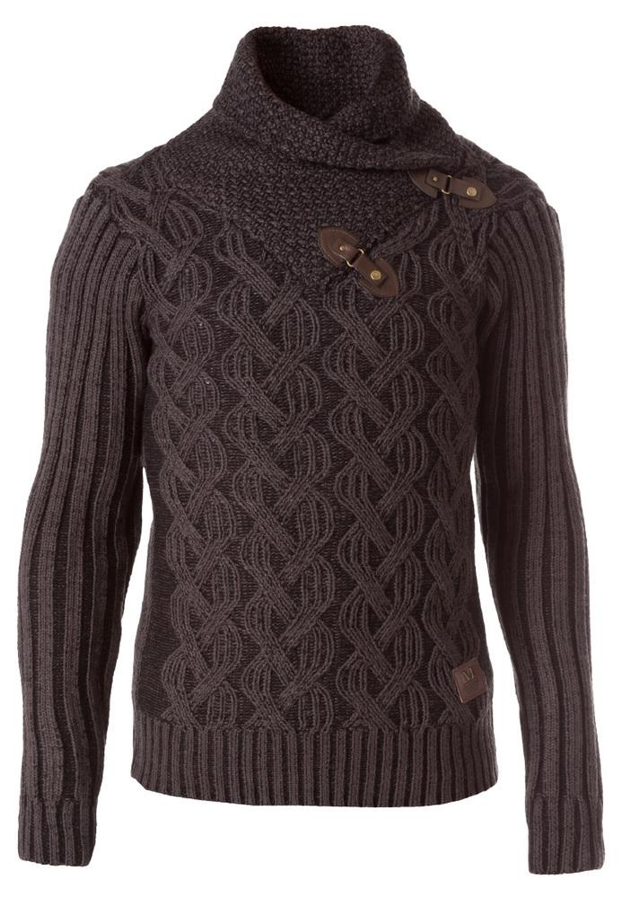 Pullover mit Schildkrötenkragen