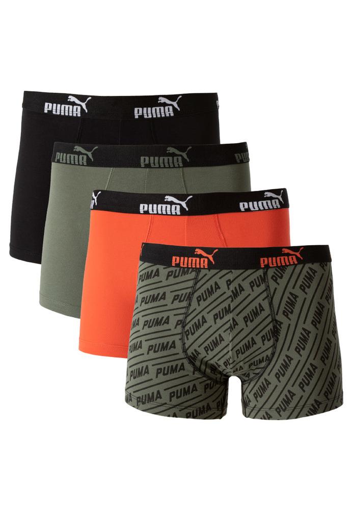 PUMA-Boxershorts, 4er-Pack