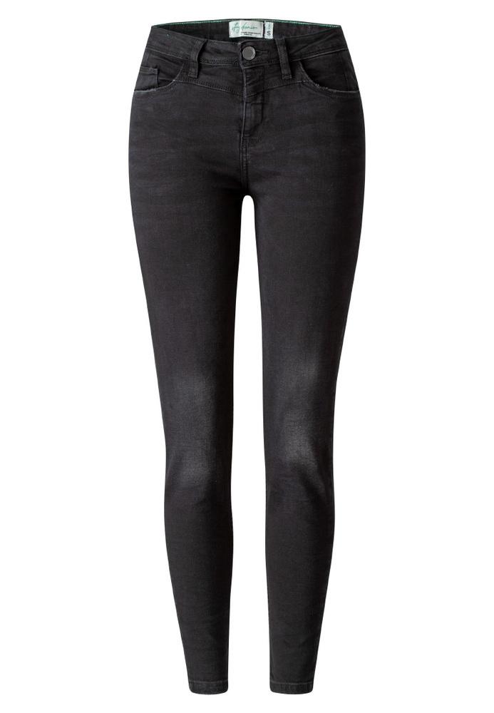 Skinny Regular Waist Jeans