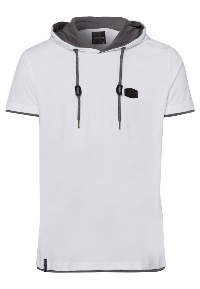 Basic-Kapuzenshirt