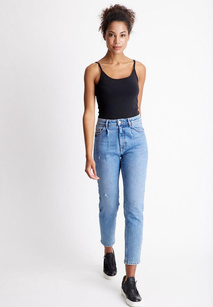 Mom High Waist Jeans