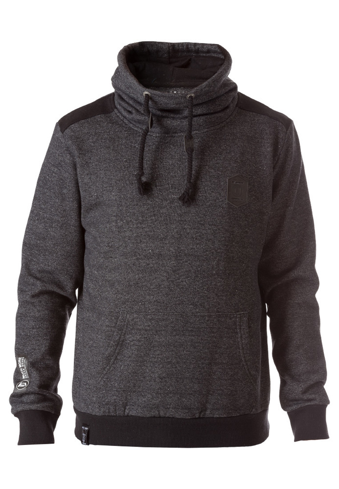 Sweatshirt mit Schildkrötenkragen
