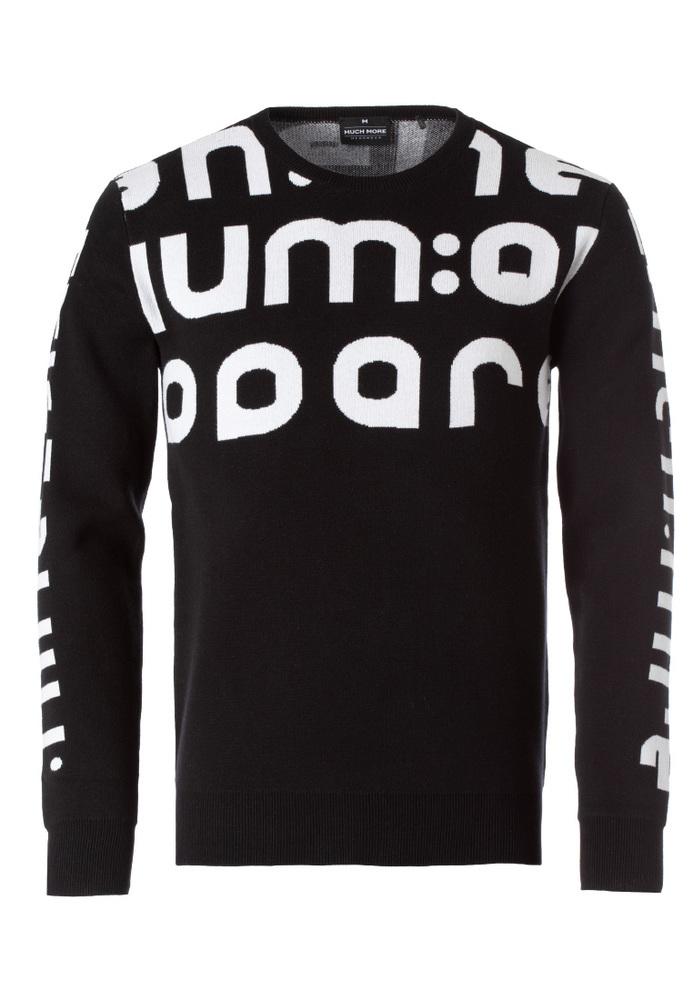 Pullover mit Schriftzug