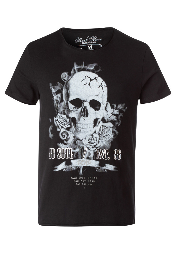 T-Shirt im Tattoo-Style