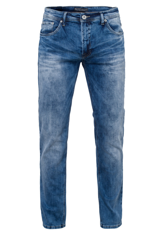 Straight Low Rise Jeans