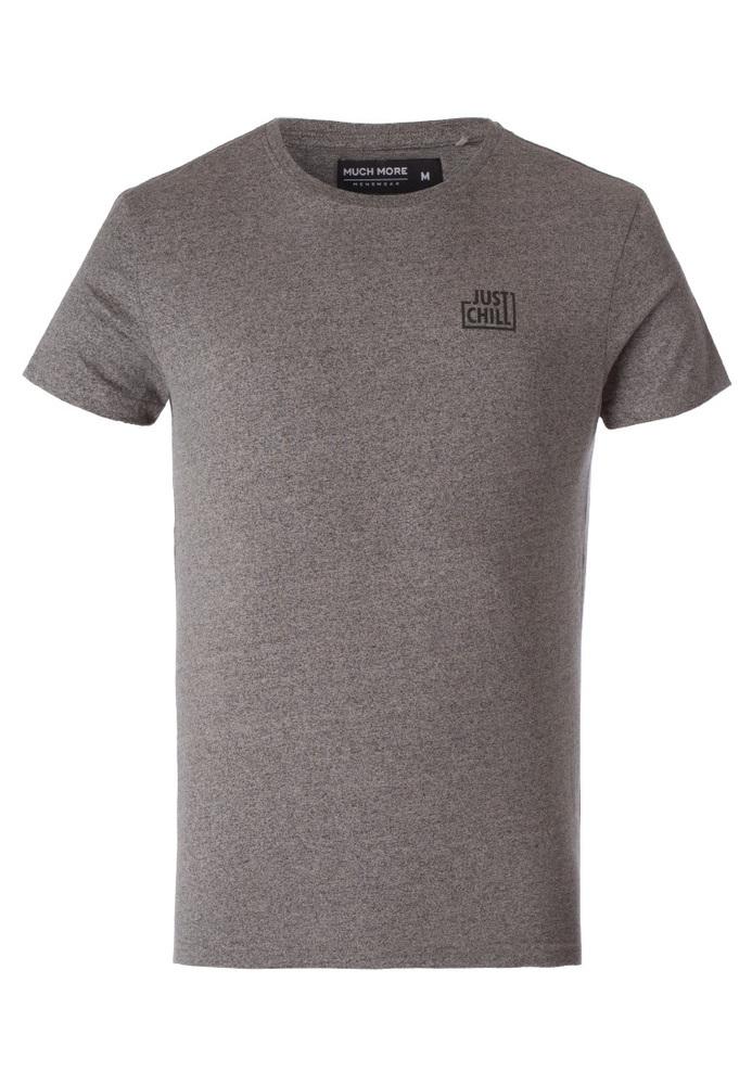 T-Shirt mit kleinem Print