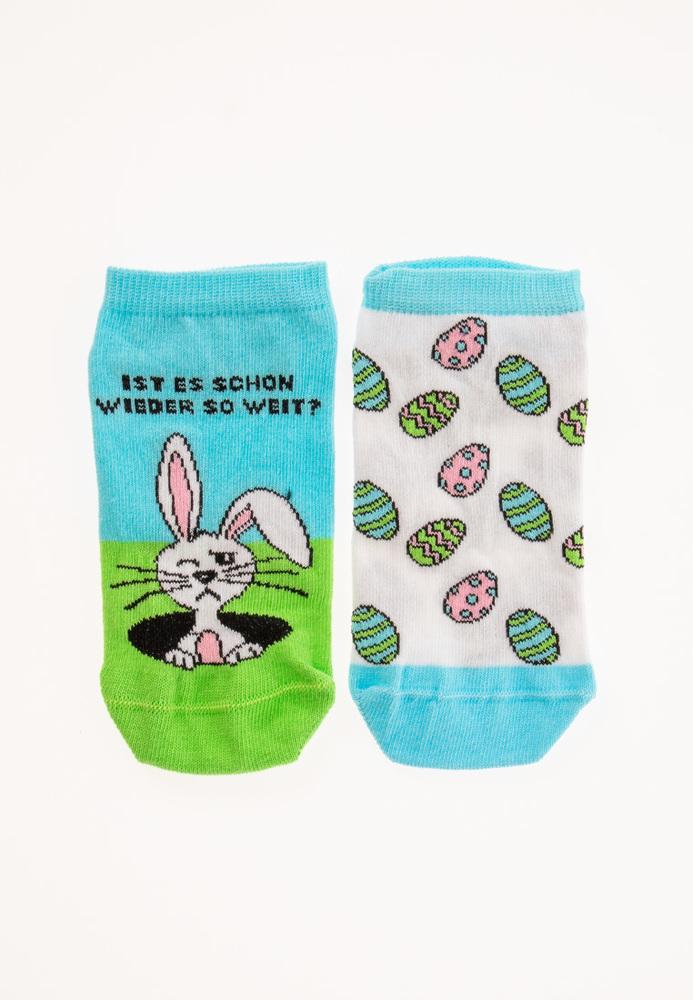 Sneaker-Socken, 2er-Pack