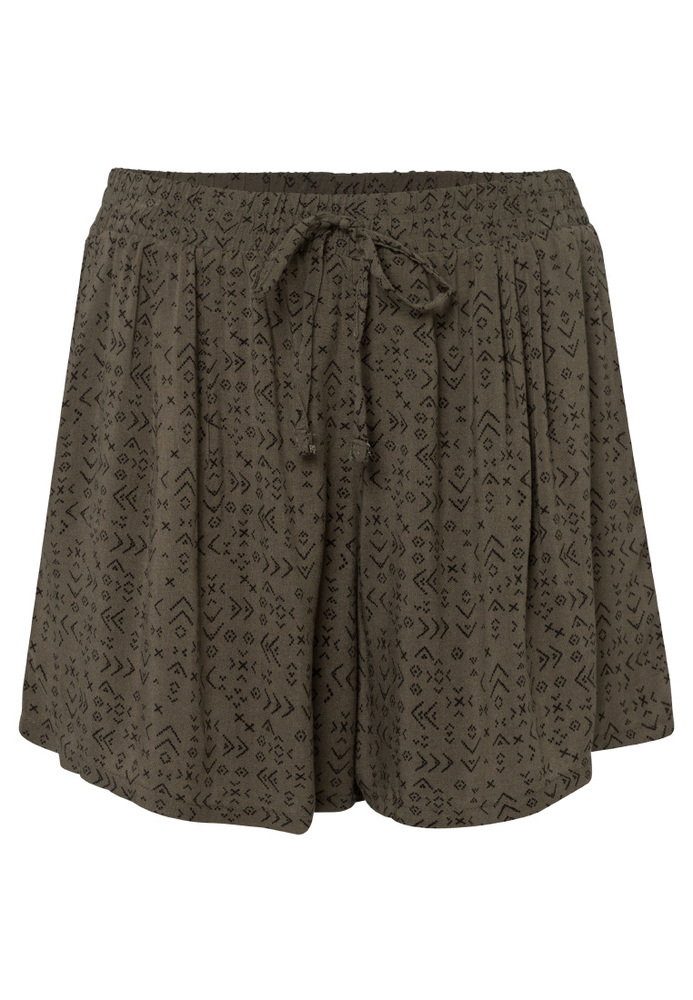 Shorts mit All-Over-Print