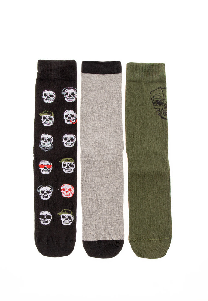 Socken, 3er Pack