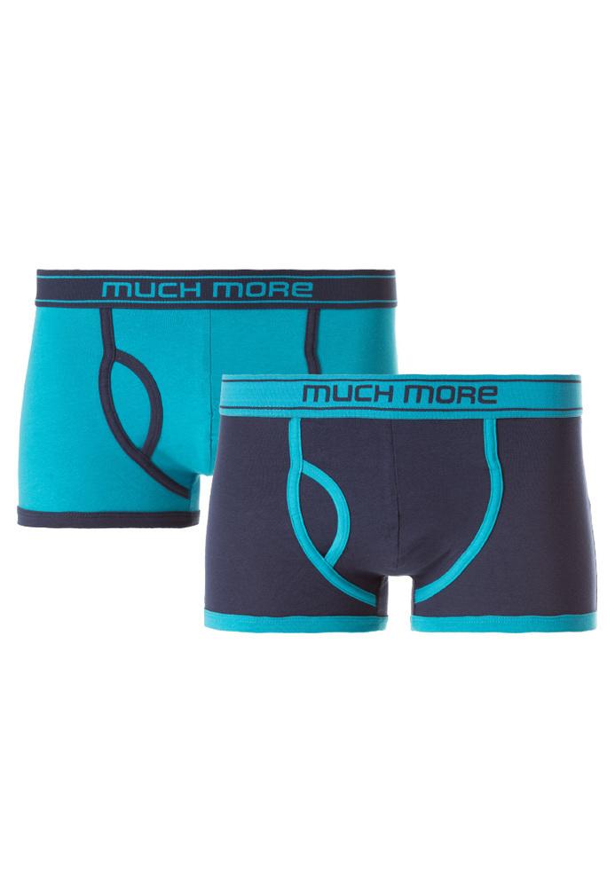 Retro-Boxershorts, 2er Pack