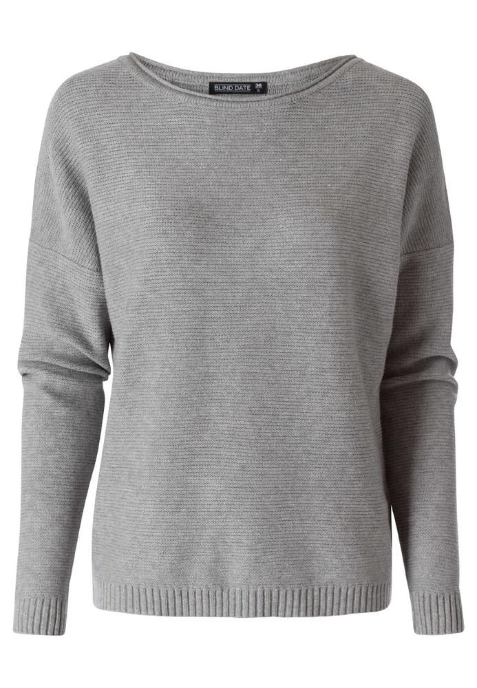 Basic-Strickshirt