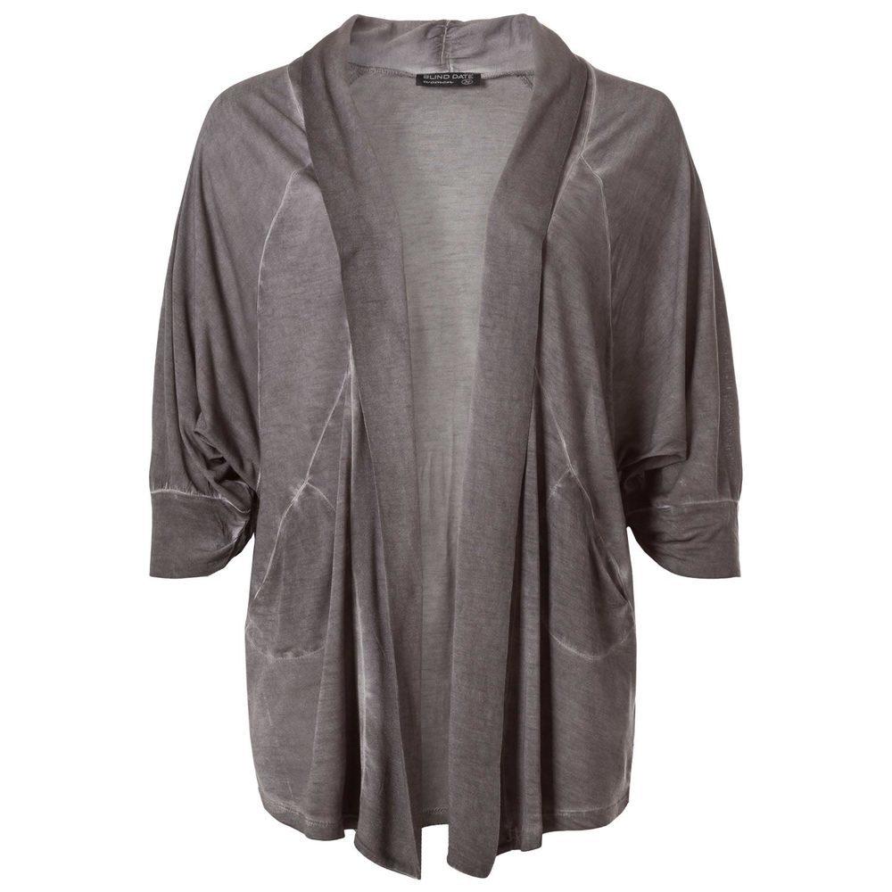 Shirtjacke mit Schalkragen