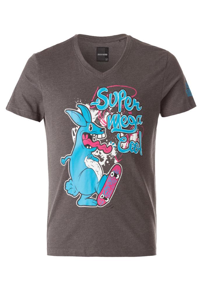 T-Shirt im Skater-Stil