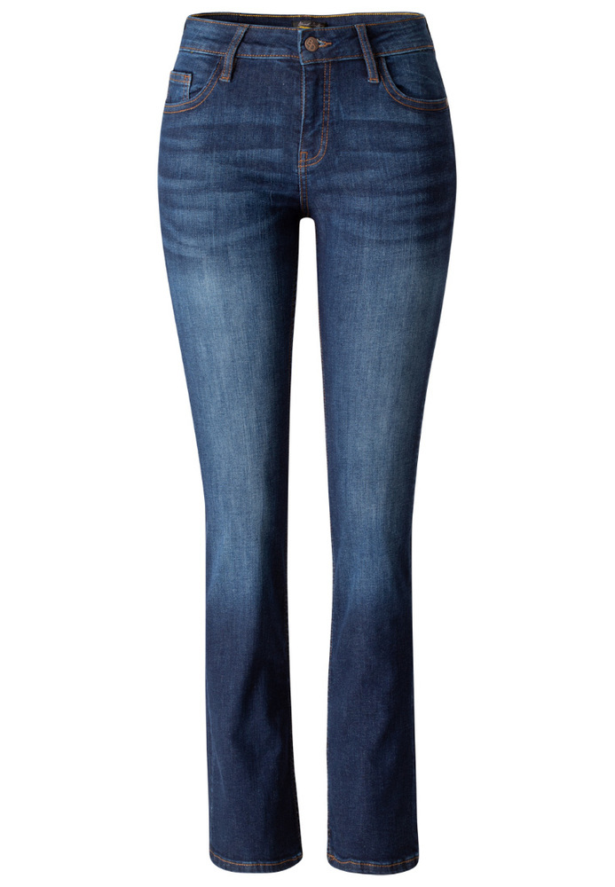 Bootcut Regular Waist Jeans