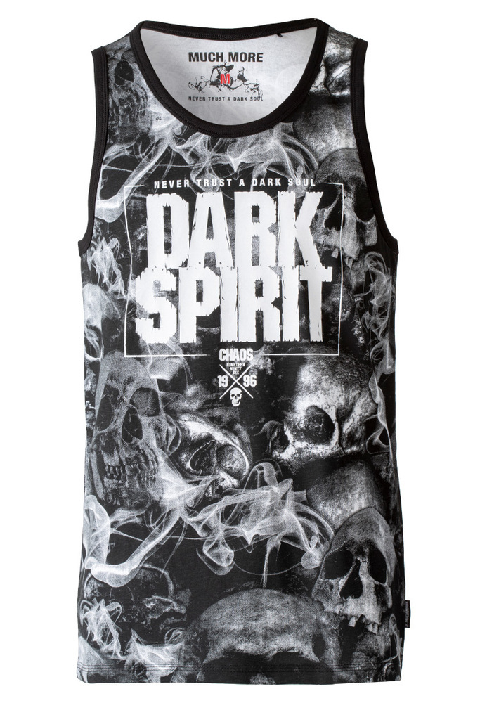 Tank-Top mit All-Over-Muster