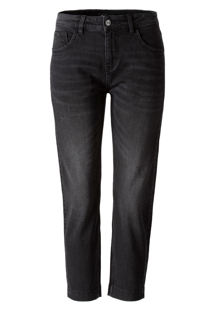 Ankle Low Rise Jeans