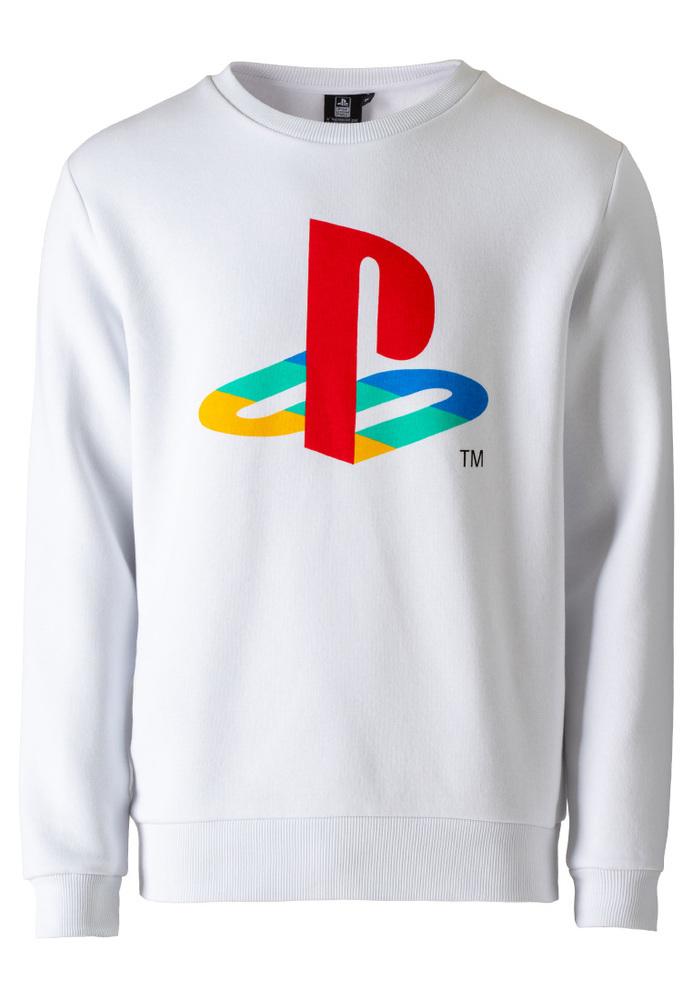 Sweatshirt mit Playstation-Logo